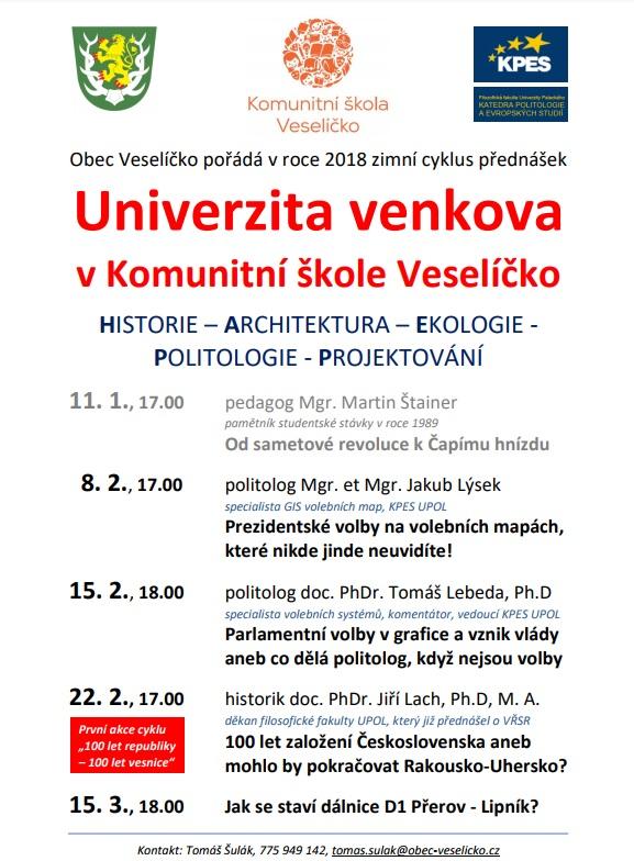 komunitní škola Veselíčko